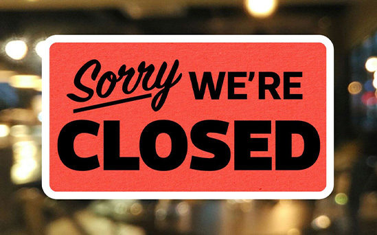 Do 28.8.2020 zavřeno